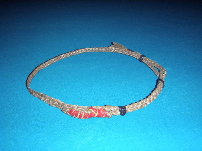 13a2a9950 eBlueJay: ♥ HAND MADE CUSTOM RODEO BULL RIDING ROPE COWBOY HAT BAND ♥